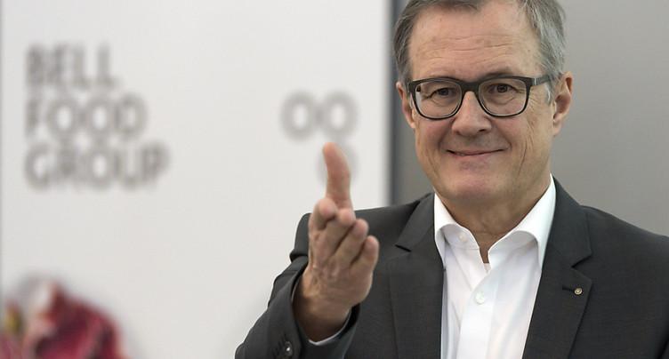 Bell investit entre 100 et 200 millions de francs par an