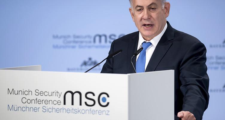 Netanyahu à l'Iran: « ne testez pas la détermination d'Israël »