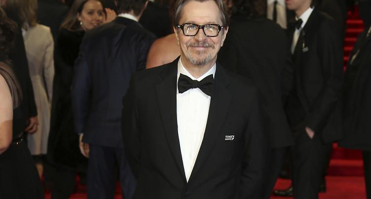 Bafta du meilleur acteur pour Gary Oldman (« Les heures sombres »)