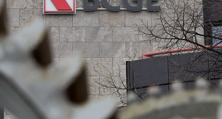 Initiative pour obliger la BCGE à rembourser ses frais de sauvetage
