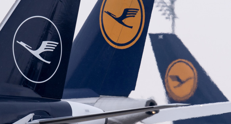 Lufthansa modifie son design - Un travail titanesque