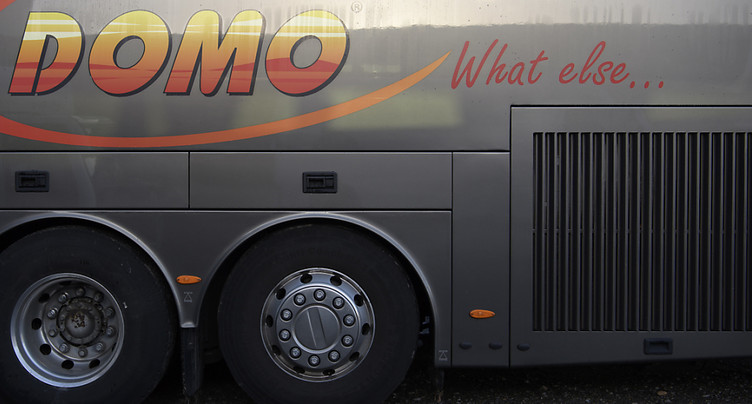 La société Domo autorisée à exploiter trois lignes de bus en Suisse