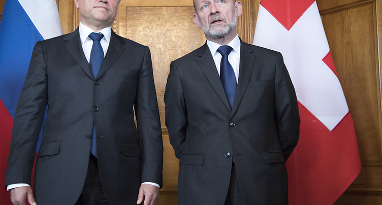 Le temps des sanctions sera bientôt révolu, selon Volodine