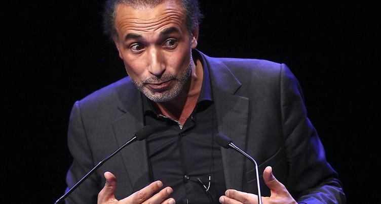 La santé de Tariq Ramadan jugée compatible avec sa détention