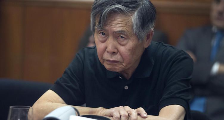 Un tribunal péruvien ordonne un nouveau procès contre Alberto Fujimori