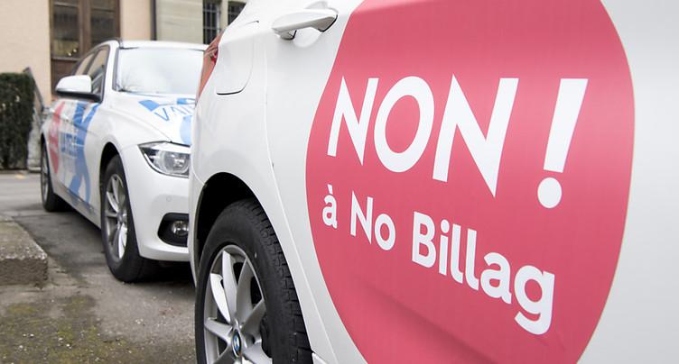 La tendance au rejet de l'initiative « No Billag » se renforce