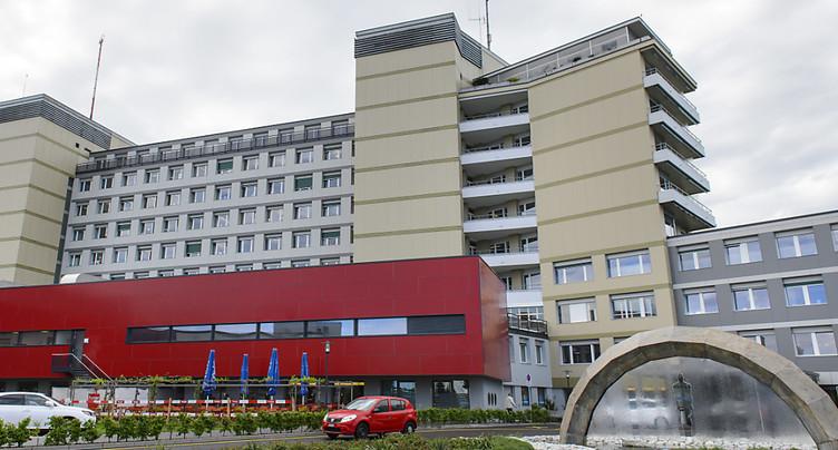 Départ de Claudia Käch, directrice de l'Hôpital fribourgeois