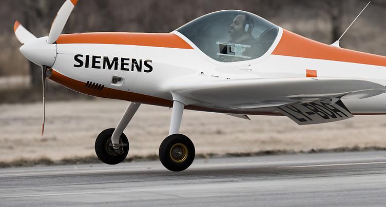 Financement pour la propulsion aéronautique électrique