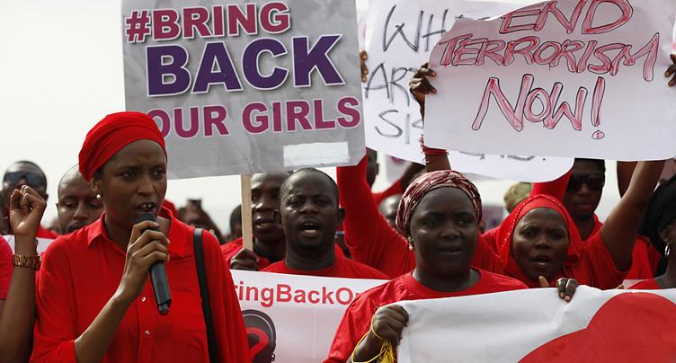 Nigeria: une partie des écolières enlevées par Boko Haram retrouvées