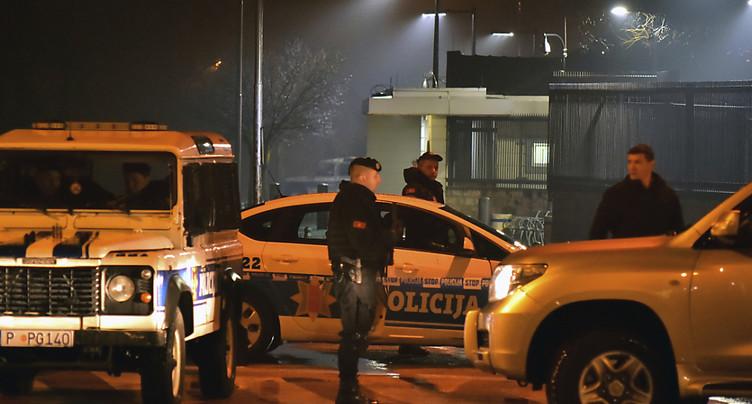 Une grenade lancée contre l'ambassade américaine au Monténégro
