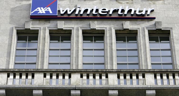 Axa Winterthur a vu son bénéfice progresser en 2017
