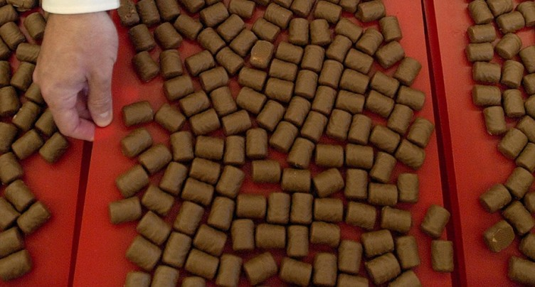 Hausse des ventes de l'industrie du chocolat grâce aux exportations