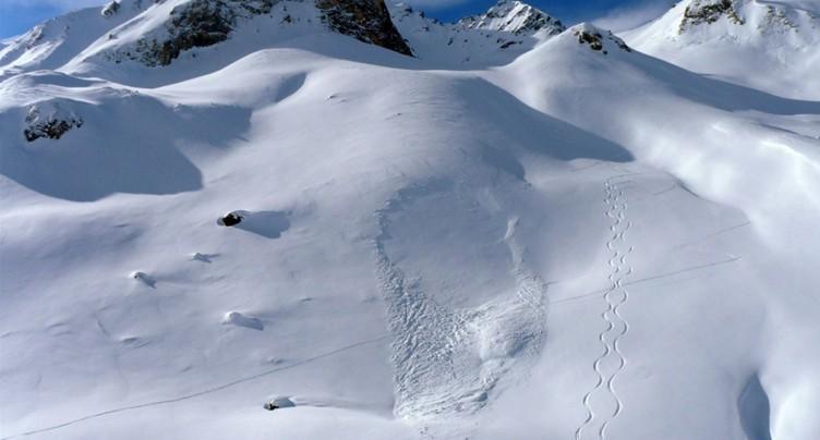 Randonneur à ski allemand retrouvé mort en Basse-Engadine
