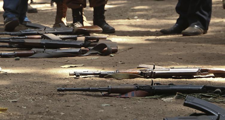 Crimes contre l'humanité présumés de 41 responsables sud-soudanais