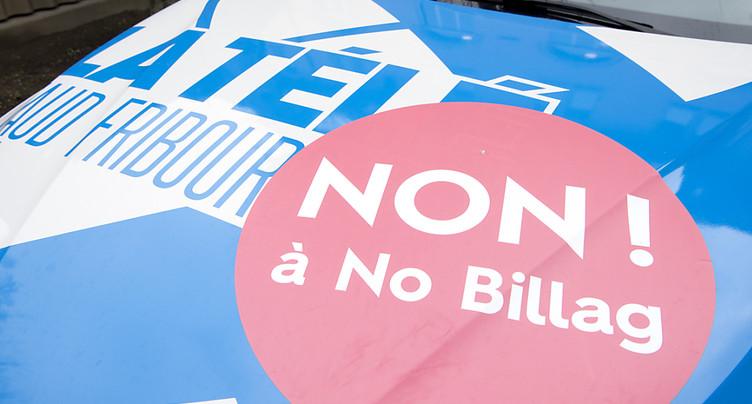 Le nombre d'annonces publiées sur « No Billag » est dans la moyenne