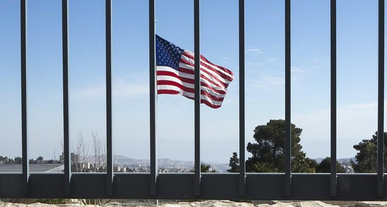 L'ambassade des Etats-Unis à Jérusalem ouvrira en mai
