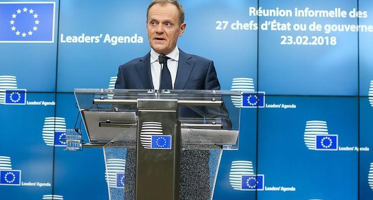 Les Vingt-Sept divisés sur le futur budget de l'Union européenne