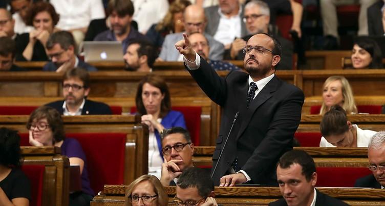 Les Catalans de moins en moins enclins à l'indépendance