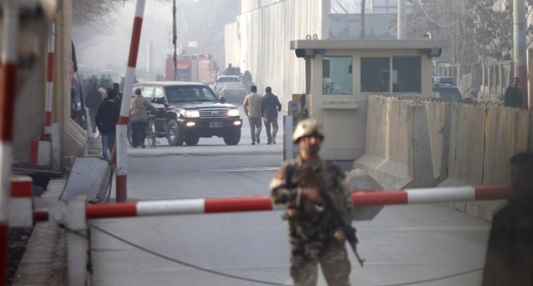 Attentat suicide à Kaboul: au moins un mort et six blessés