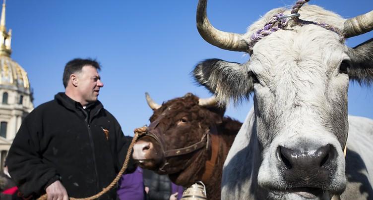 Emmanuel Macron attendu samedi au Salon de l'Agriculture