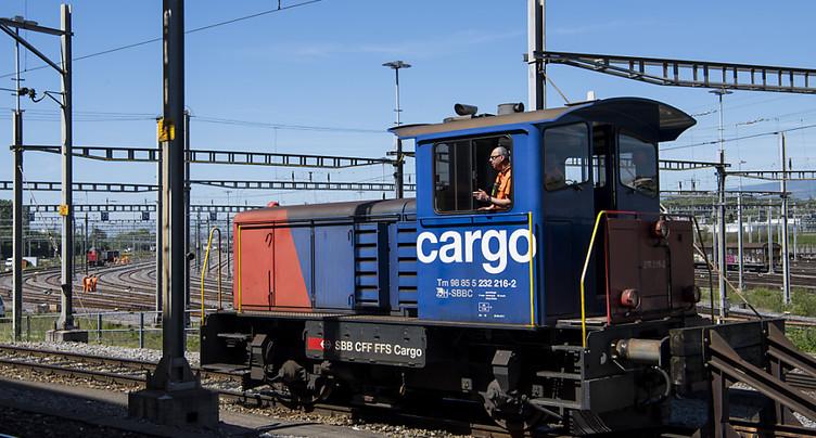 CFF Cargo pourrait supprimer à l'avenir jusqu'à 760 emplois