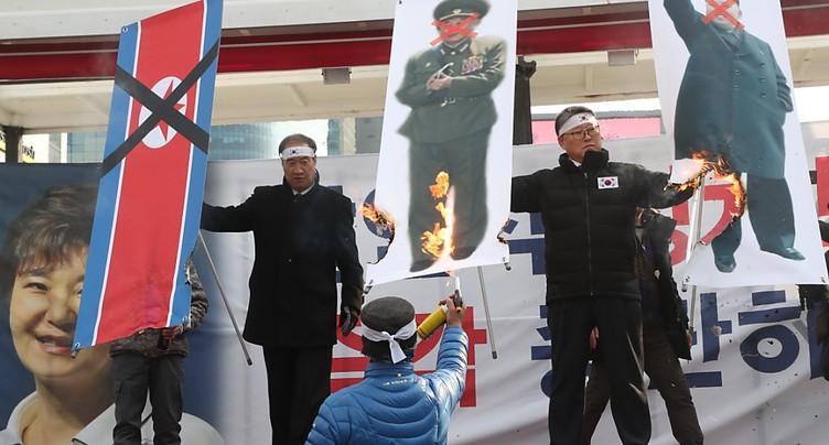 Plusieurs dignitaires nord-coréen assisteront à la fin des JO