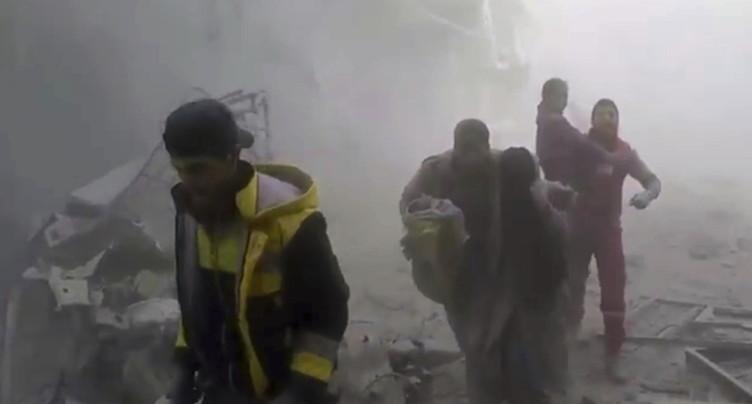 Raids du régime sur la Ghouta malgré la résolution de l'ONU