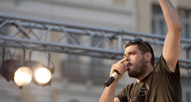 Un centre antifasciste visé par l'extrême-droite à Athènes