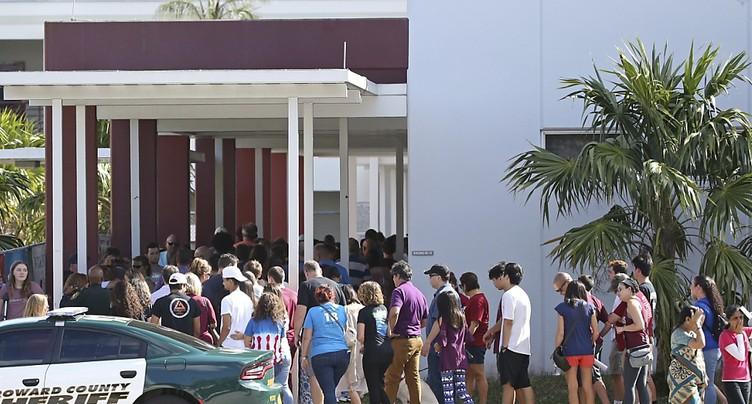 Les rescapés de Parkland se préparent à retourner en classe