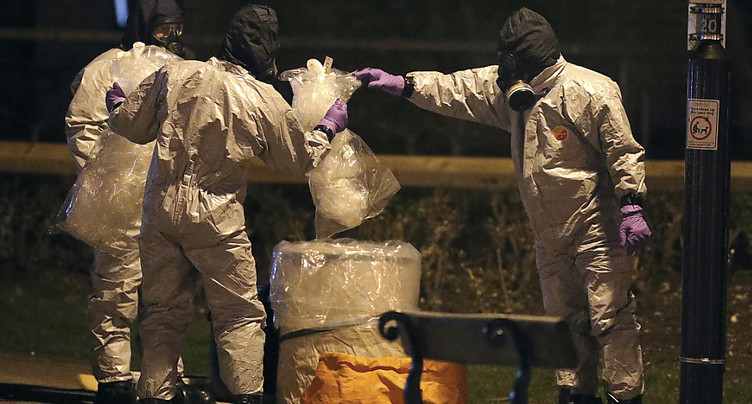 Ex-espion empoisonné: Moscou ne répond pas à l'ultimatum de Londres