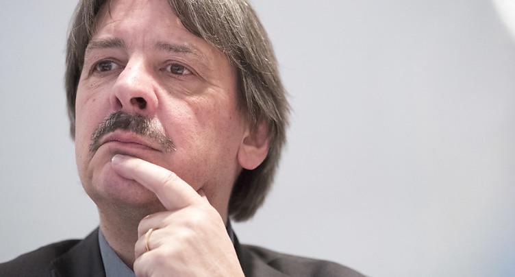 Paul Rechsteiner quitte la présidence de l'Union syndicale suisse