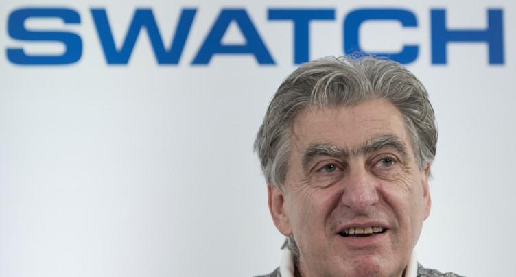 Le rebond se confirme ces derniers mois pour Swatch Group