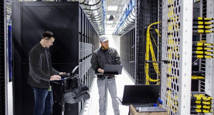 Microsoft va créer en Suisse deux centres de données pour le Cloud