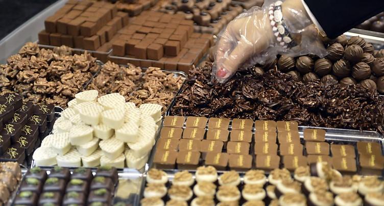 Favarger veut devenir la référence du chocolat suisse