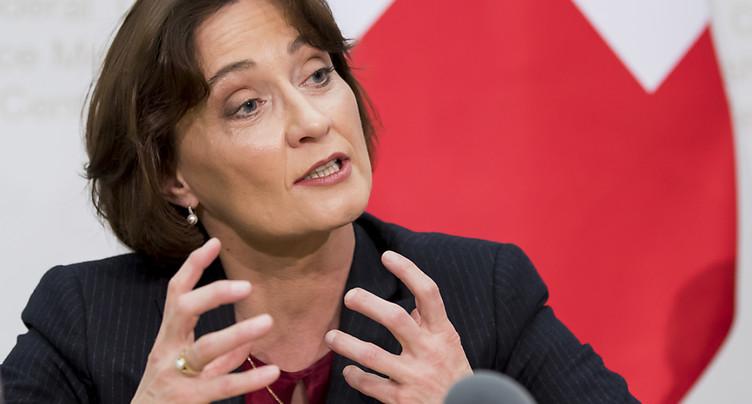 La Suisse ne tolère « sous aucun prétexte » les actes d'espionnage