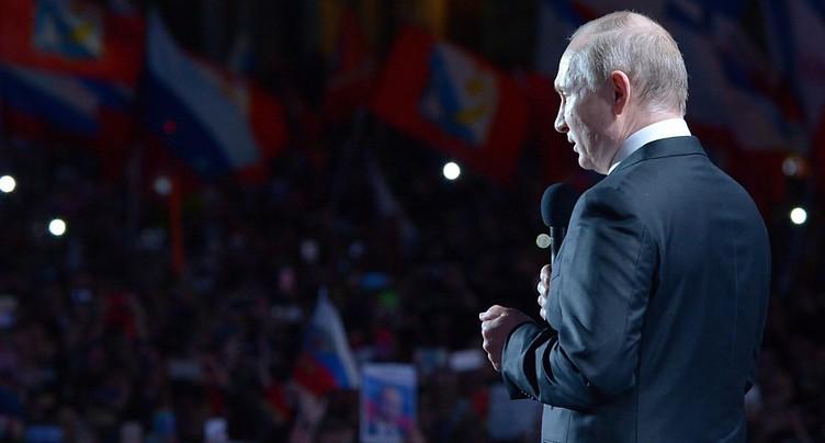 Présidentielle russe: l'Ukraine bloque le vote sur son sol