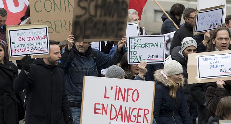 Impressum crée un fonds de grève pour les journalistes
