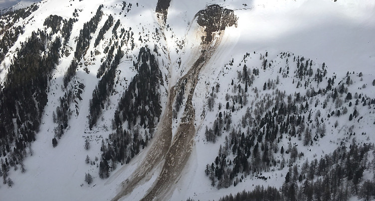 Avalanche de Riddes VS: recherches interrompues samedi matin