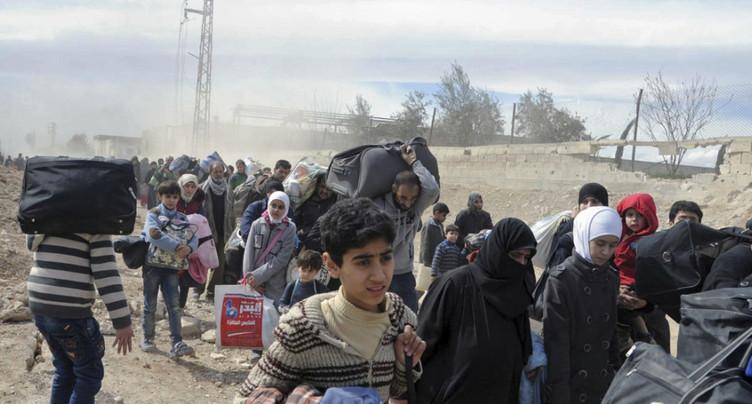 Trente civils tués dans des raids sur le fief rebelle de la Ghouta
