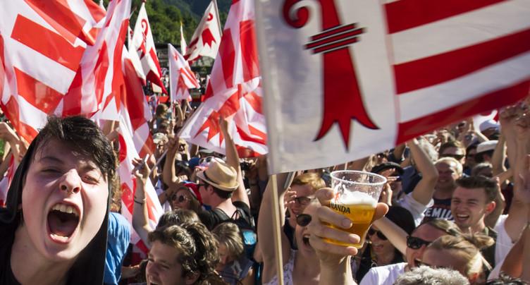 La question d'un tourisme électoral à Moutier BE ressurgit