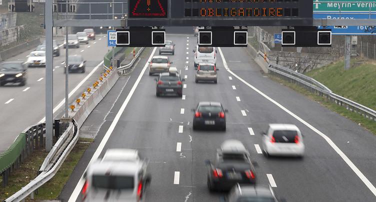 Genève poursuit sa tendance à l'amélioration de la qualité de l'air