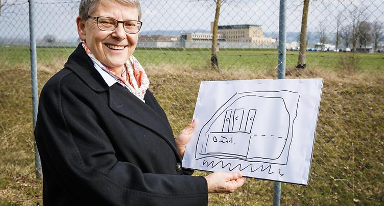 Vaud: une nouvelle prison près des EPO - Bois-Mermet encore utile