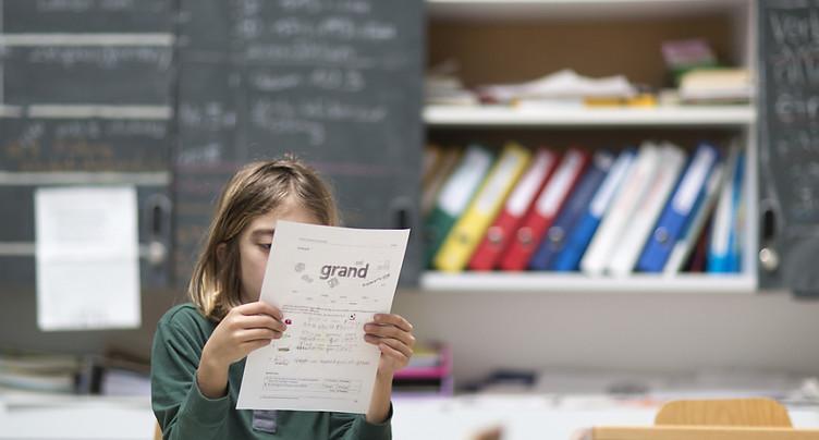OCDE: résultats scolaires des élèves étrangers dans la moyenne