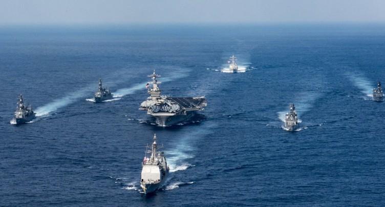 Séoul et Washington vont reprendre leurs exercices militaires