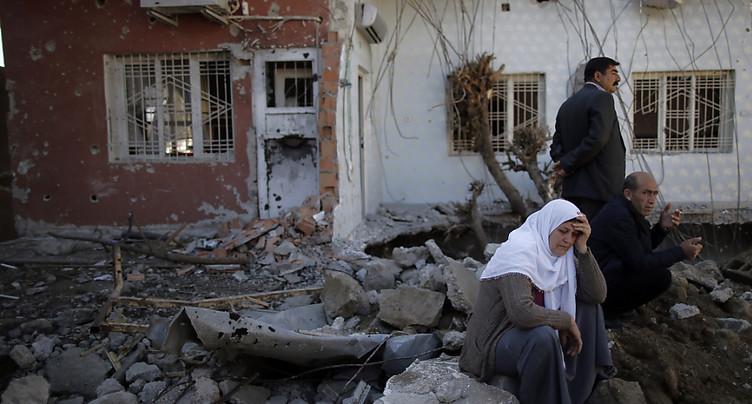 ONU: droits de centaines de milliers de civils violés en Turquie