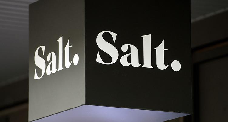 Salt fait son entrée sur le marché de la téléphonie fixe