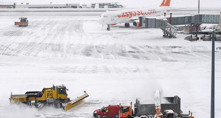 Le bénéfice de l'aéroport de Genève freiné en 2017