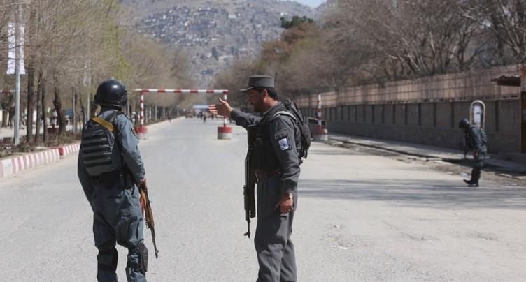 Afghanistan: au moins 26 morts dans un attentat suicide à Kaboul