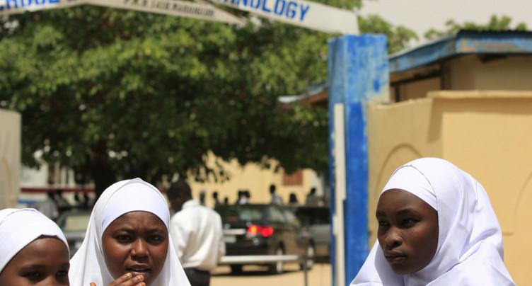 Nigeria: des écolières enlevées par Boko Haram de retour chez elles