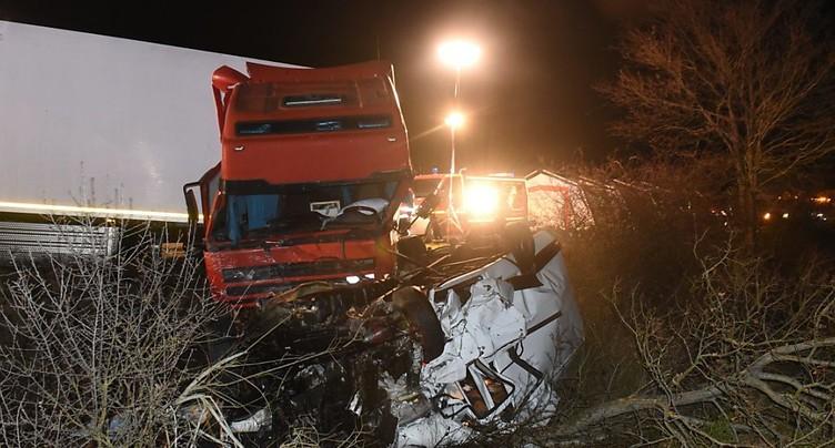 « Route de la mort »: le comportement dangereux du chauffeur en cause